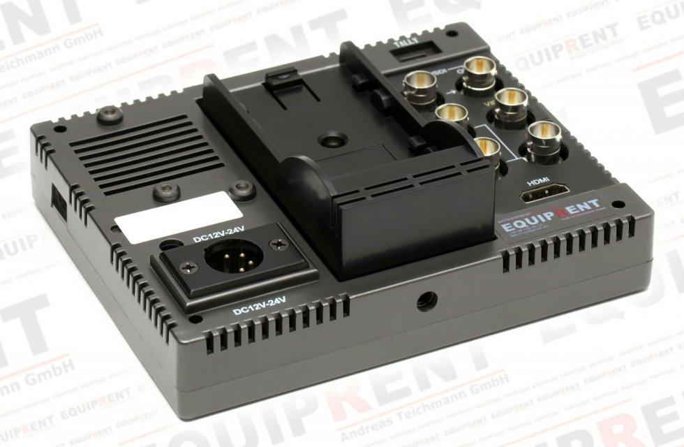 ROKO HD56 Pro 14.2cm (5.6 Zoll) leichter Monitor mit HD-SDI Foto Nr. 3