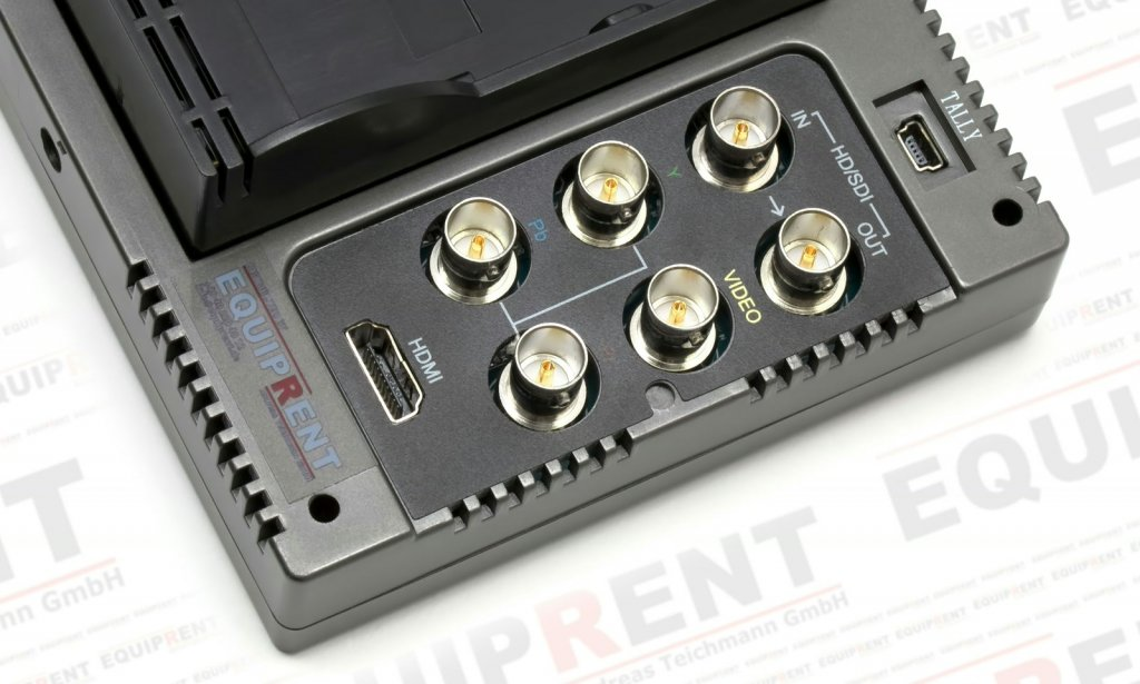 ROKO HD56 Pro 14.2cm (5.6 Zoll) leichter Monitor mit HD-SDI Foto Nr. 4