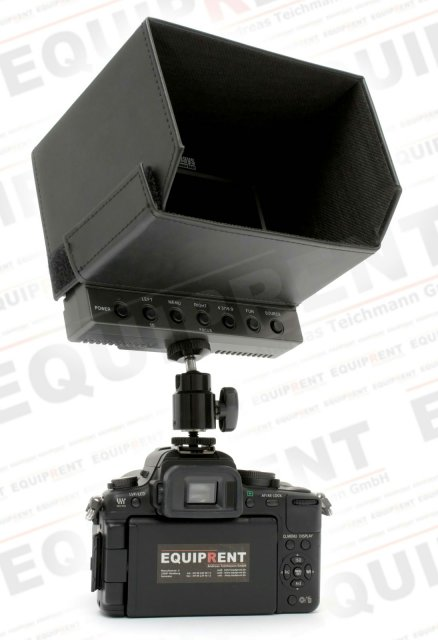 ROKO HD56 Pro 14.2cm (5.6 Zoll) leichter Monitor mit HD-SDI Foto Nr. 5