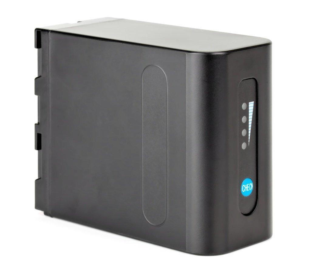 Beillen BL-F1170 Ersatzakku für Sony NP-F970 mit 7.4V / 8.8Ah / 65Wh.