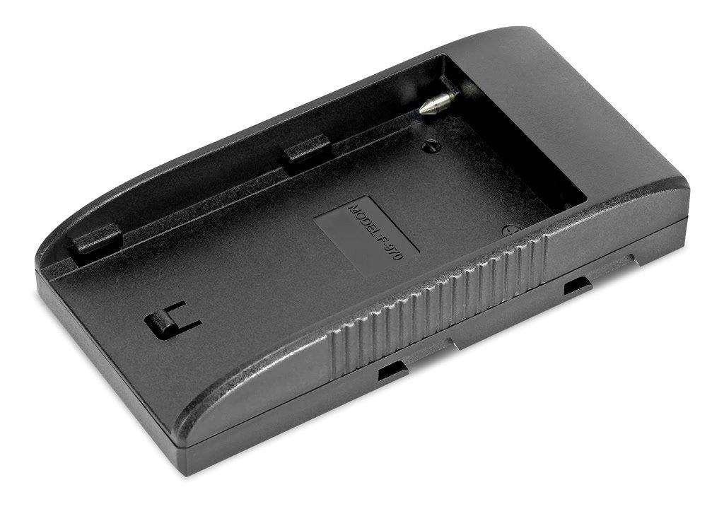 Lilliput Monitor Akkuschale / Akkuadapter für Sony NP-F Akkus.