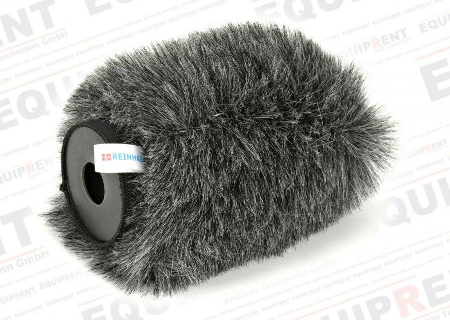 Reinhardt Whisper W70 Fellwindschutz für Kameramikrofone bis 70mm.