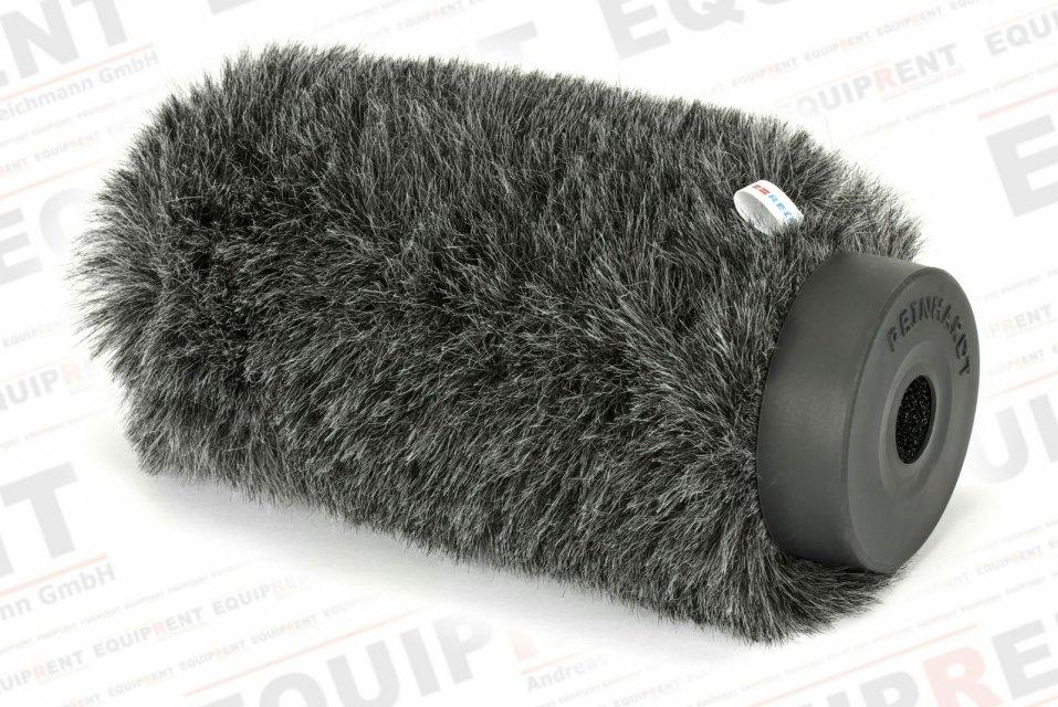 Reinhardt Whisper W165 Fellwindschutz für Kameramikrofone bis 165mm.