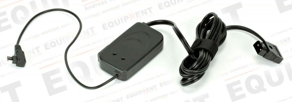 Pro-X XP-DV-FS Spannungswandler 12V/D-Tap für Sony NEX FS700.