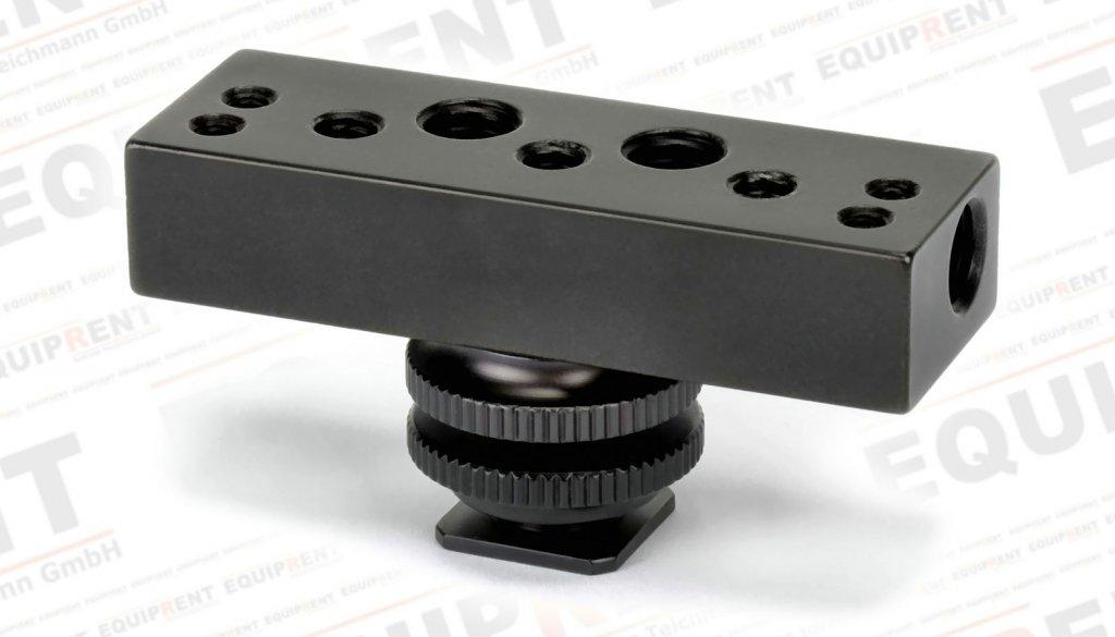 ROKO Accessory Brick (Blitzschuhadapter für mehrere Gelenkarme).
