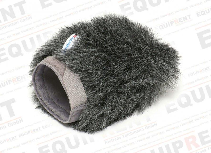 Reinhardt Windsock 65-110 für Handmikrofone / Audiorecorder.