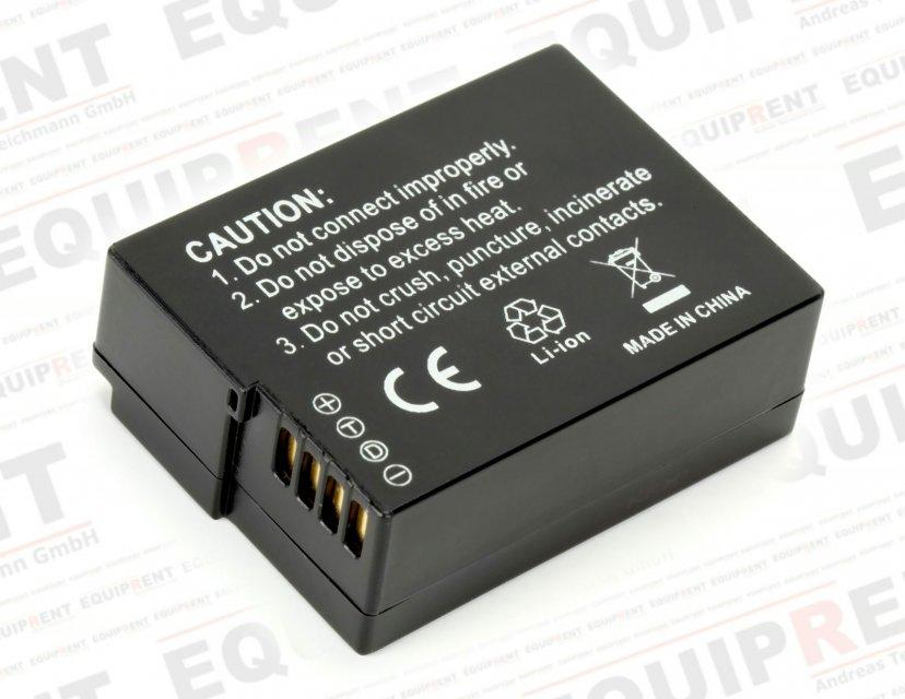 ROKO DMW-BLC12 für Panasonic GH2 mit 7.4V / 1200mAh / 8.9Wh.
