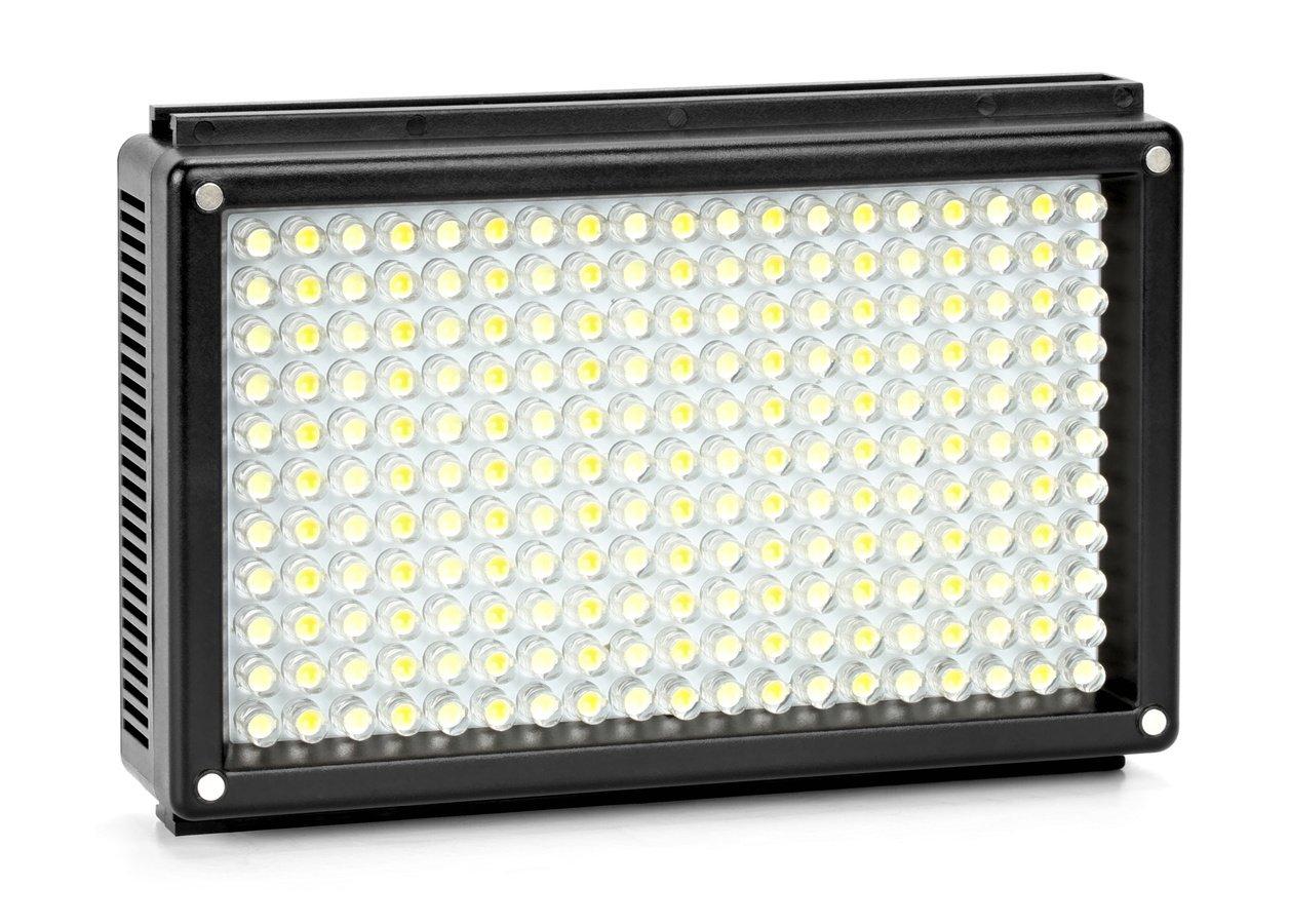 ROKO LED209 BiColor LED Leuchte mit umfangreichem Zubehör.