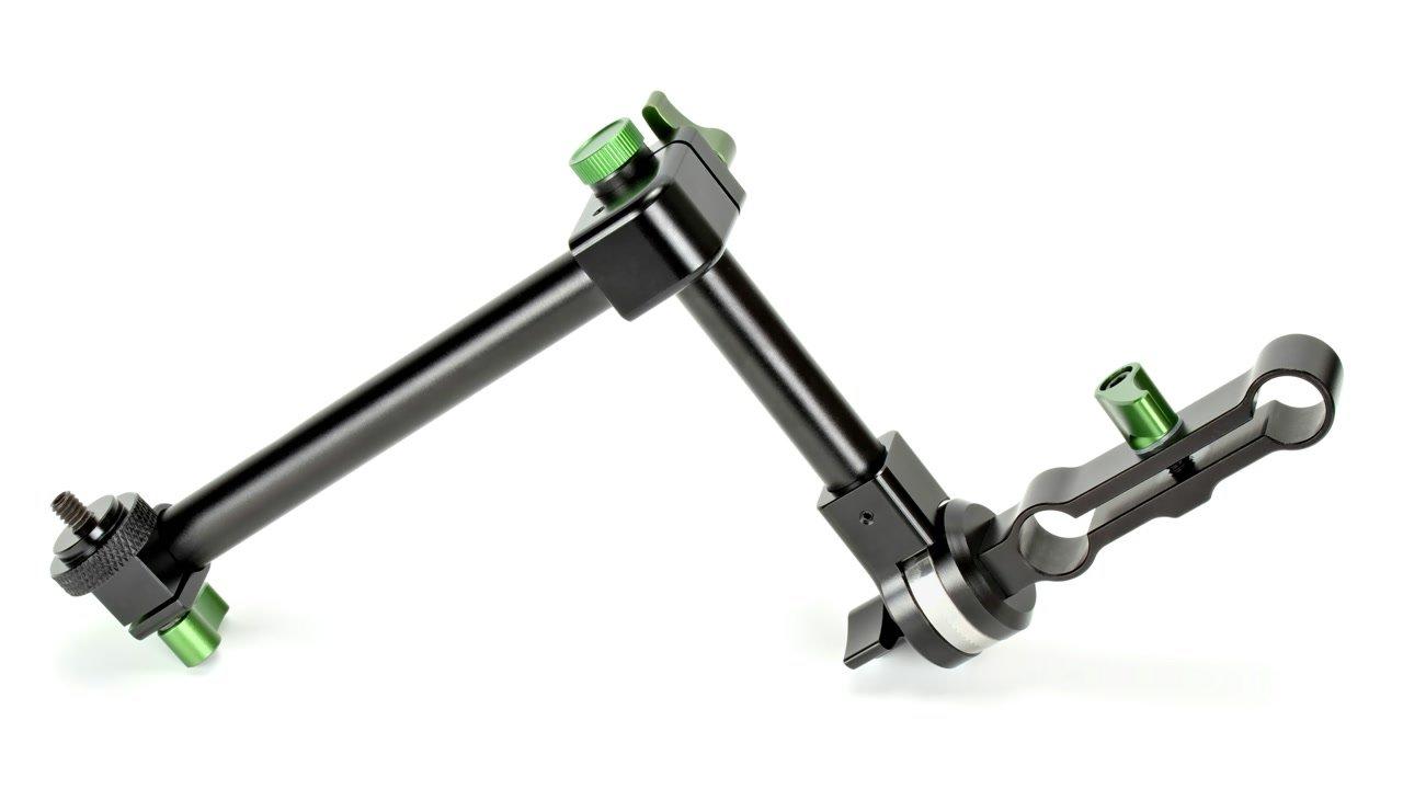 Der Lanparte MA-02 Magic Arm kann bis zu 5kg tragen.