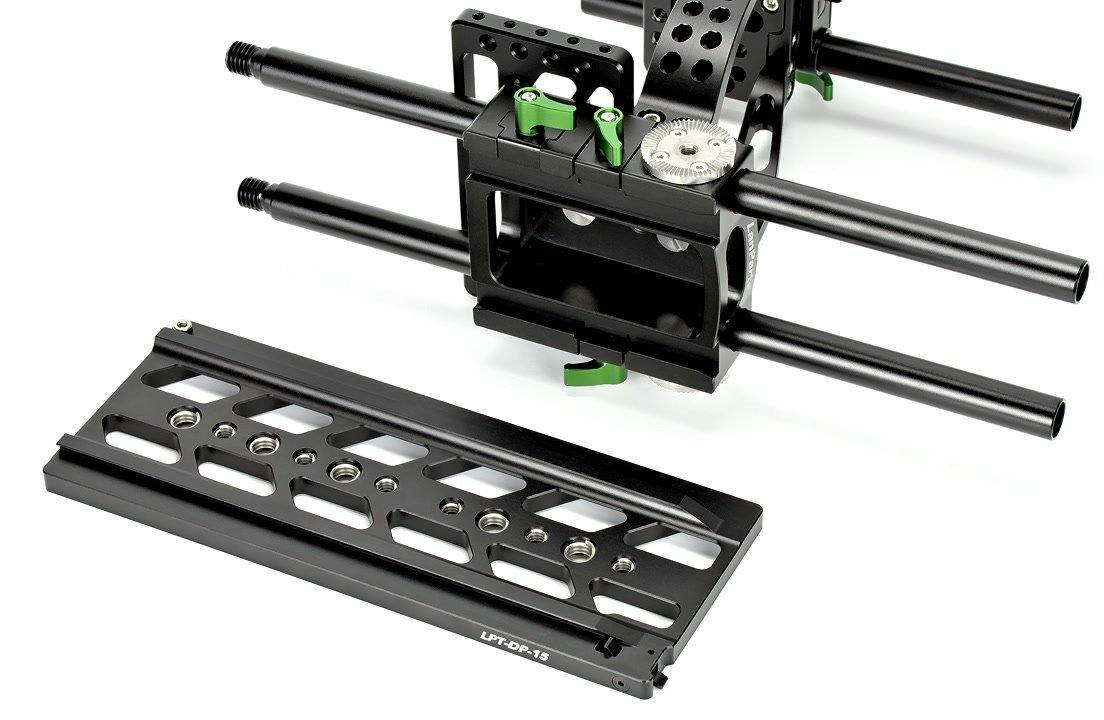 Lanparte BMCC-01 Cage / Kamerakäfig für BMCC + MA-02 Magic Arm für EVF Foto Nr. 9