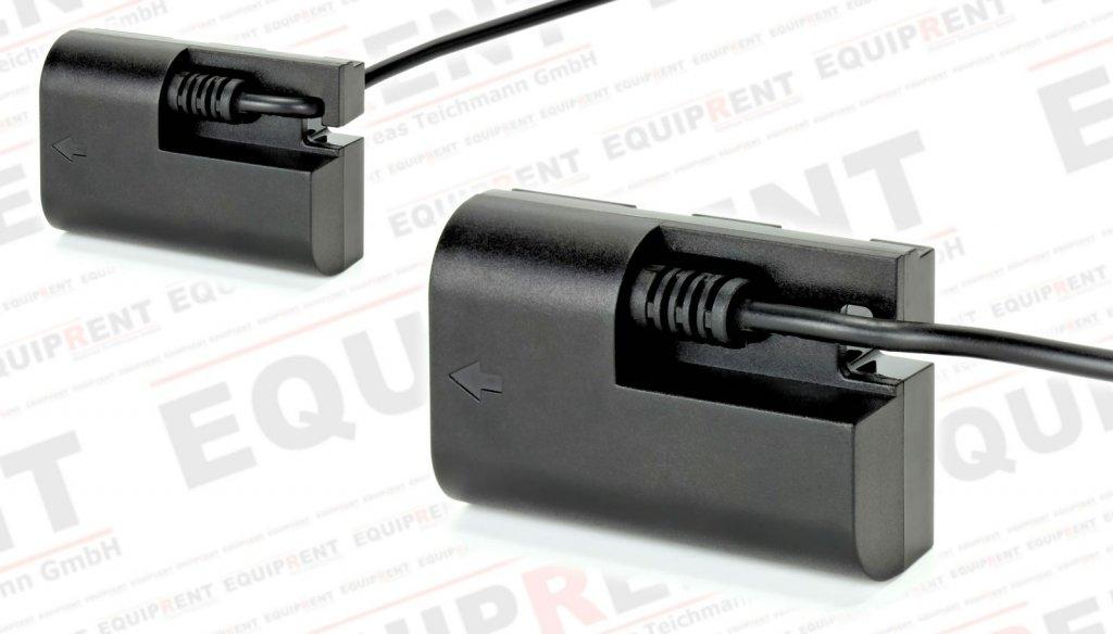 Pro-X XP-DV-CH Spannungswandler 12V/D-Tap mit Canon LP-E6 Akkudummy Foto Nr. 2