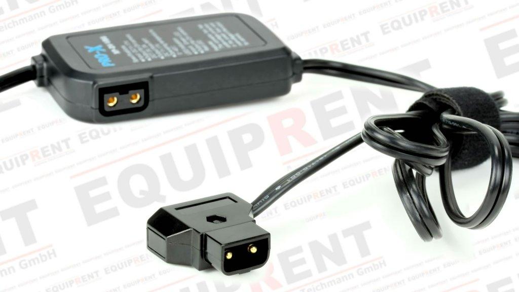 Pro-X XP-DV-USB Spannungswandler 12V/D-Tap auf USB (5V/2A) zB f. GoPro Foto Nr. 3