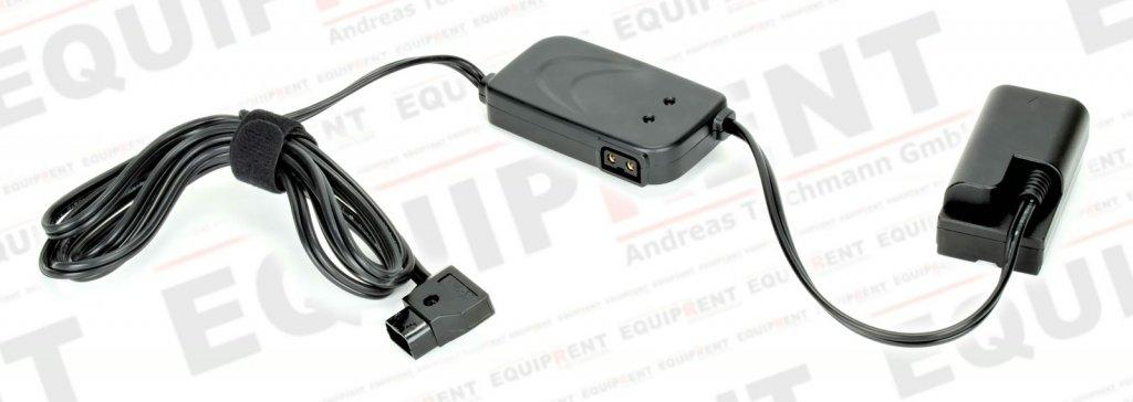 Pro-X XP-DV-VBG Spannungswandler 12V/D-Tap zu Panasonic HMC Camcorder Foto Nr. 1
