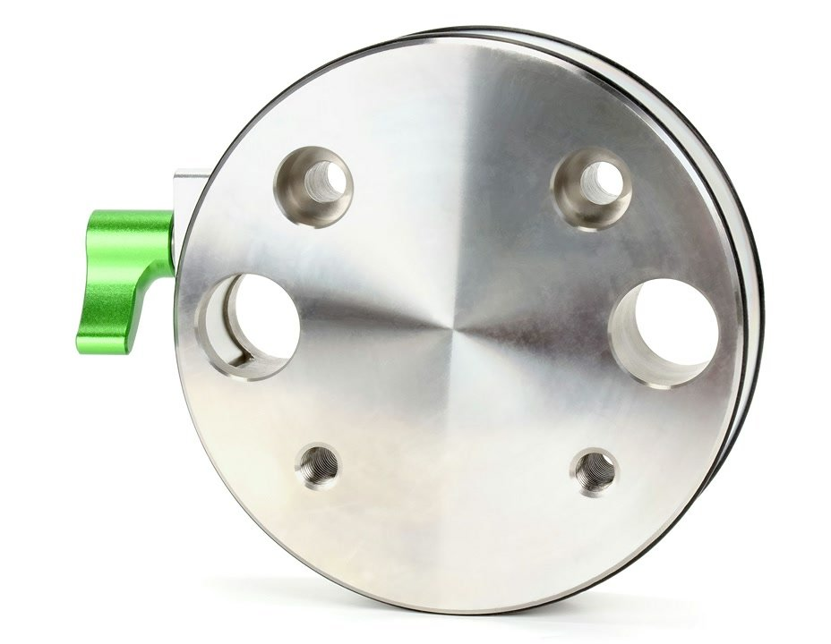 Lanparte CW-01 Counter Weight / Gegengewicht für Rig (15mm Rods) 800g.