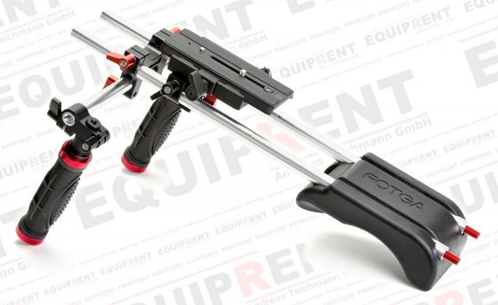 FOTGA DP3000 SPM1 Soft Shoulder Pad / Schulterpolster für Rigs (15mm) Foto Nr. 3
