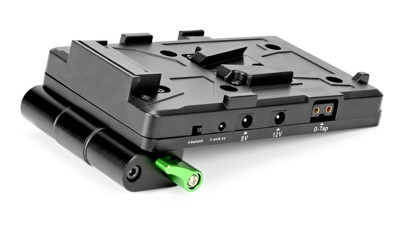 Lanparte VBP-02 SLIM V-Mount Spannungswandler für DSLR Rigs.