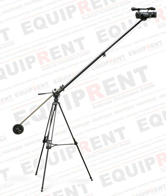 Skier Zoomjib 200: Leichter Kamerajib für Kameras bis 5 kg.