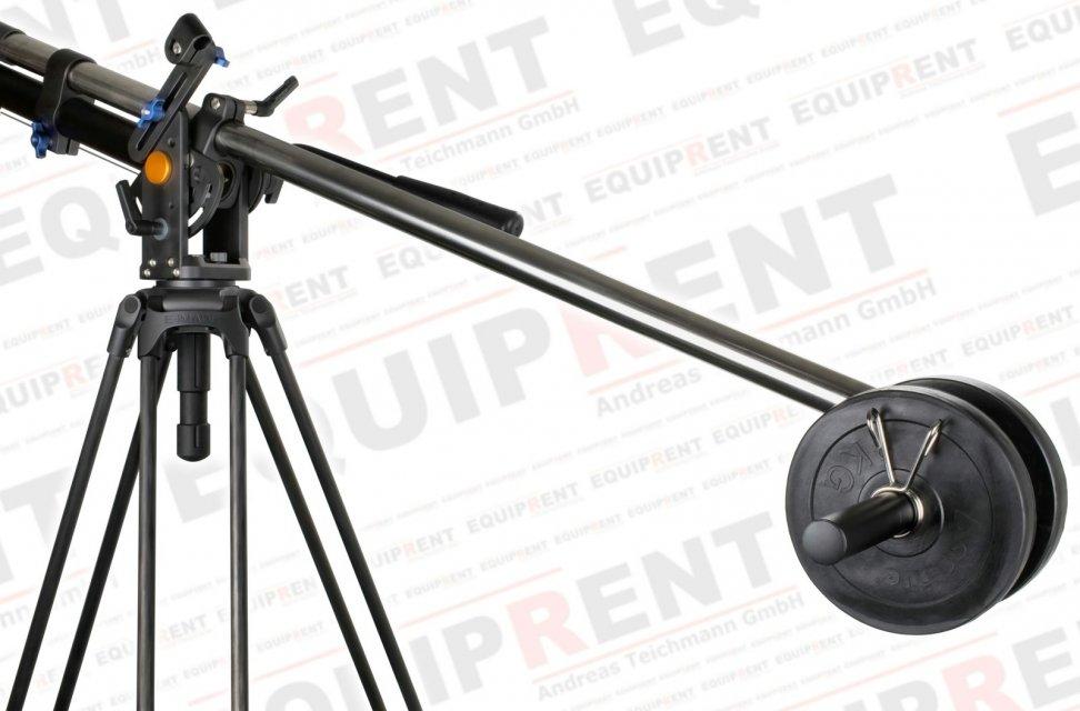 Skier Zoomjib 200: Leichter Kamerajib für Kameras bis 5 kg Foto Nr. 1