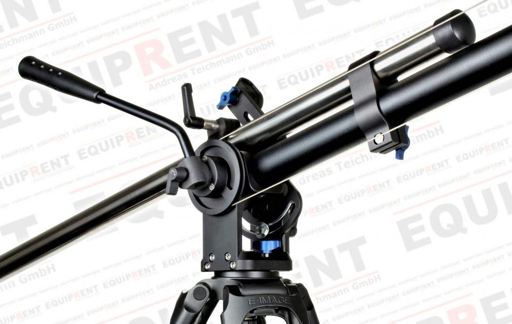 Skier Zoomjib 200: Leichter Kamerajib für Kameras bis 5 kg Foto Nr. 2