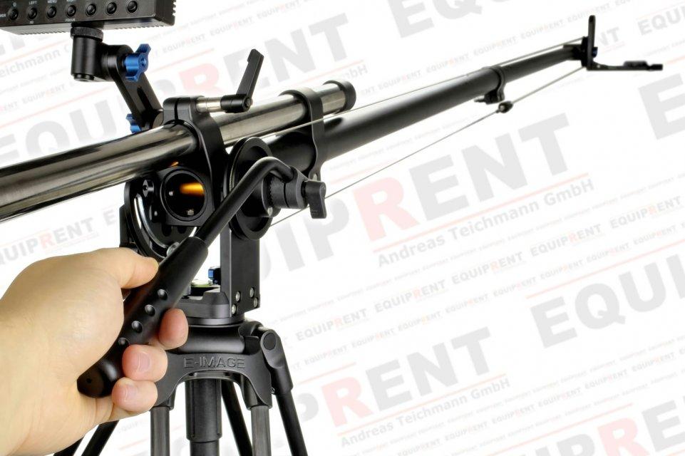 Skier Zoomjib 200: Leichter Kamerajib für Kameras bis 5 kg Foto Nr. 3