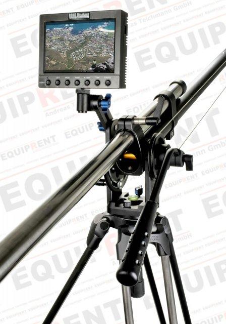 Skier Zoomjib 200: Leichter Kamerajib für Kameras bis 5 kg Foto Nr. 6