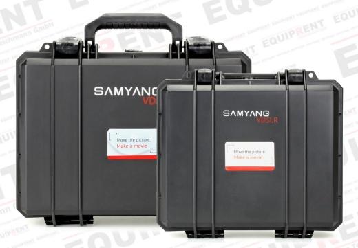 Samyang Objektivkoffer S nud M